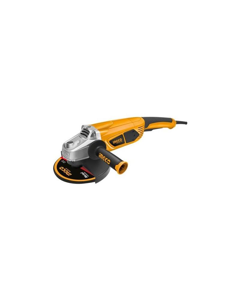 AMOLADORA ANGULAR INGCO 2350W 230 mm AG23508E
